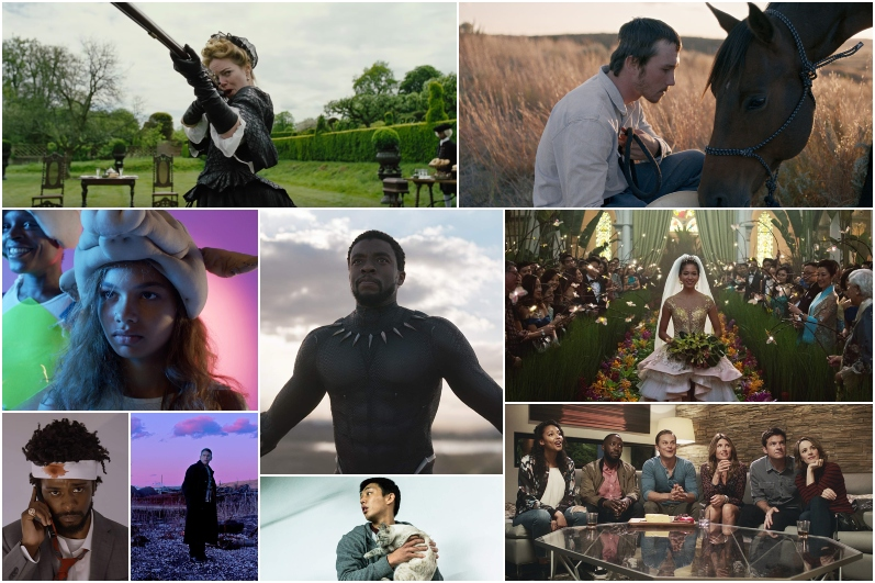 SAGindie's Favorite Films of 2018