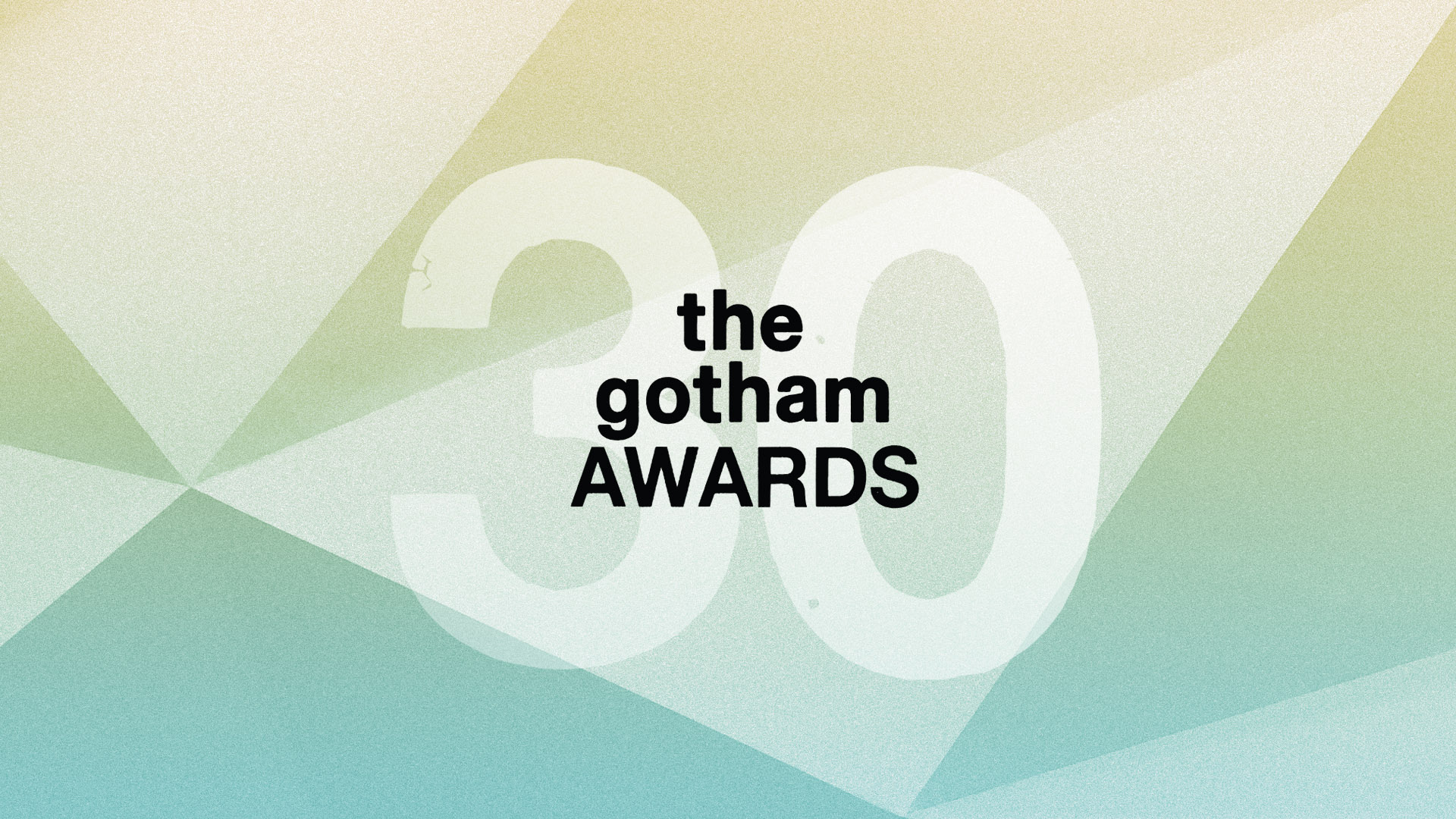 30th gotham awards