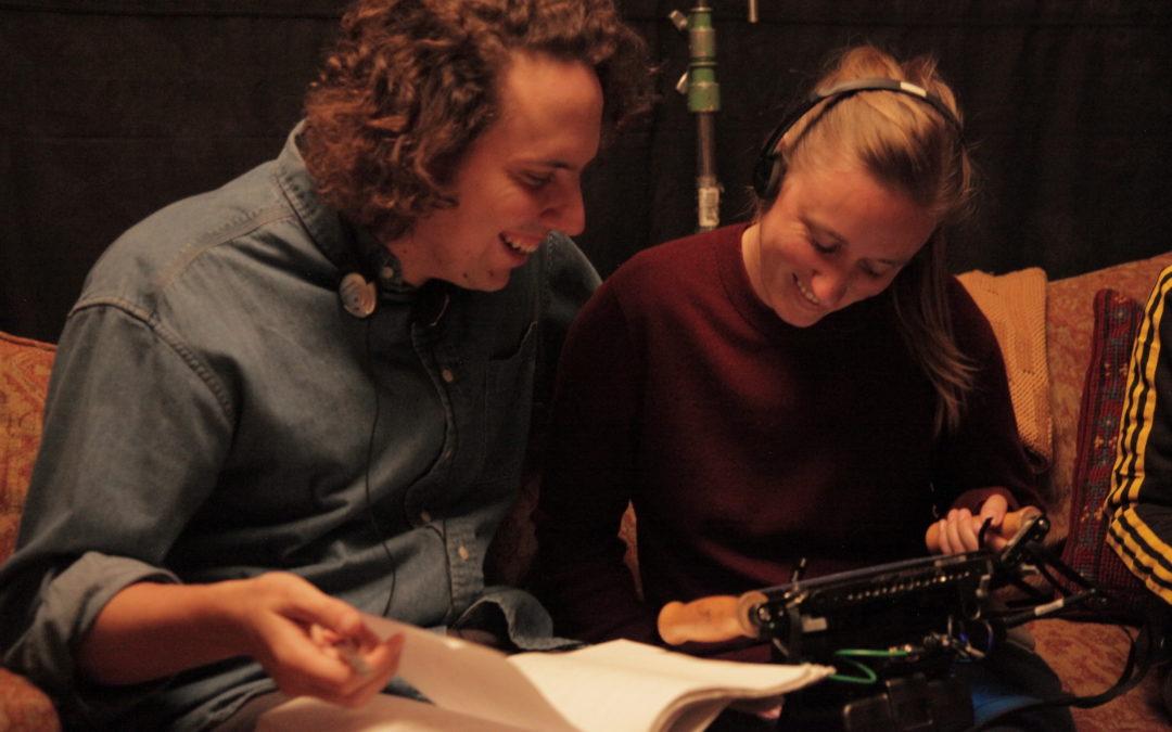 Filmmaker Interview: ALEX H. FISCHER and ELEANOR WILSON of SAVE YOURSELVES!