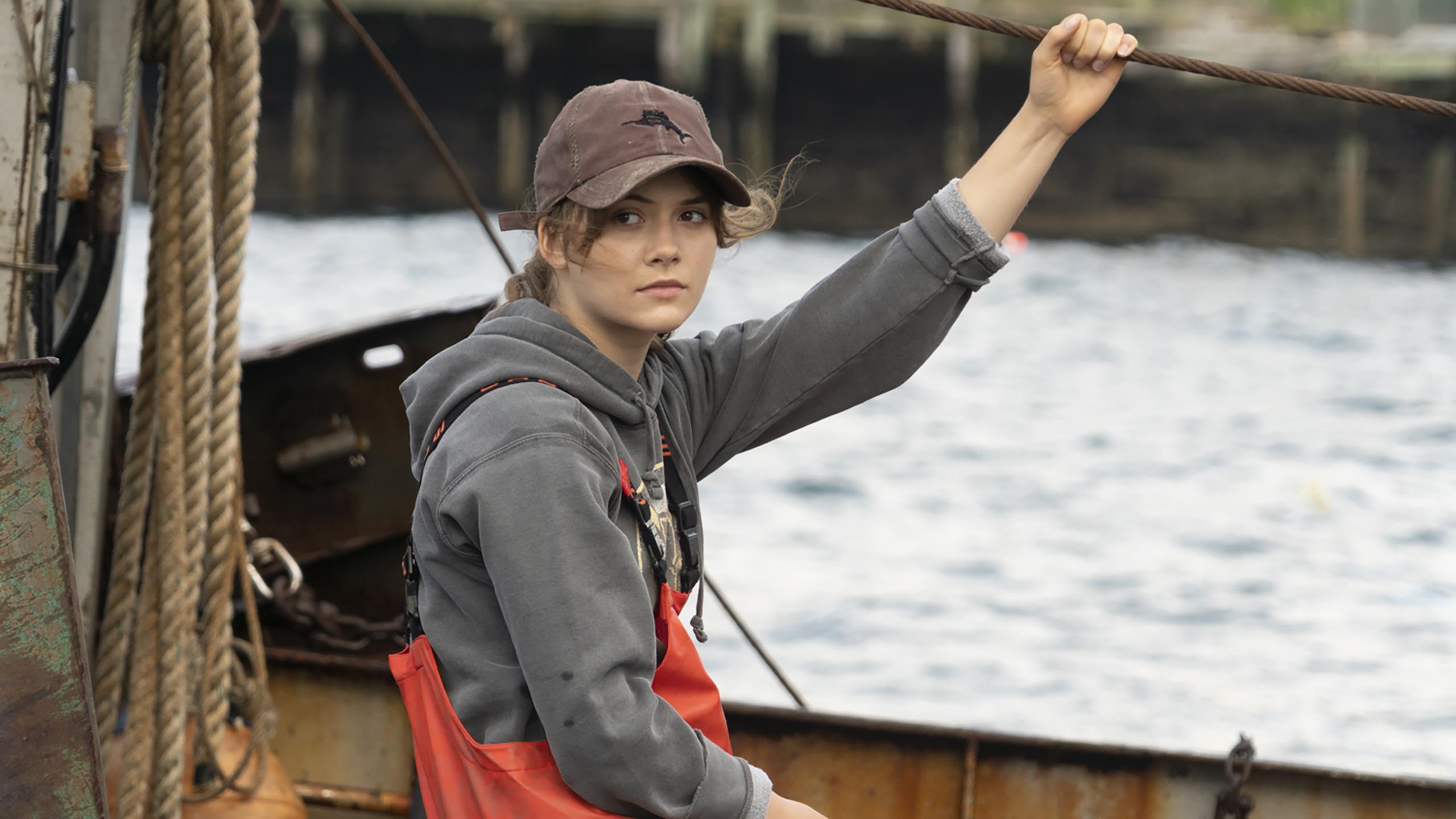 Emilia Jones in 'CODA'