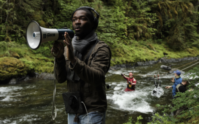 Filmmaker Interview: DAVID OYELOWO, director/producer/star of THE WATER MAN