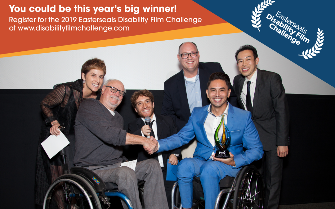 Industry Interview: NIC NOVICKI, founder/director of EASTERSEALS DISABILITY FILM CHALLENGE