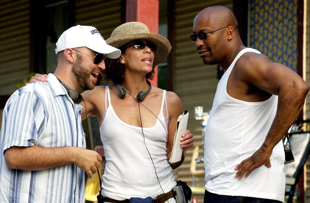 Filmmaker Interview: STEPHANIE ALLAIN, producer of HUSTLE & FLOW (indieBlog Archive)