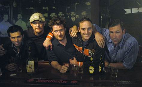 the groomsmen movie cast