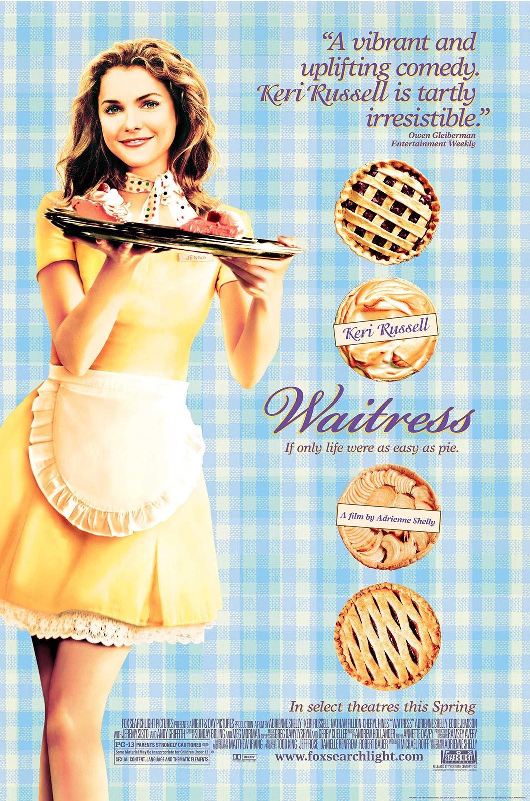 waitress movie poster